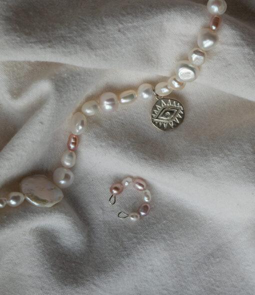 Sweet Pearl Ear Cuff