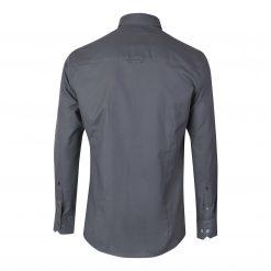 Hemd-dunkelgrau-hinten-slim-fit